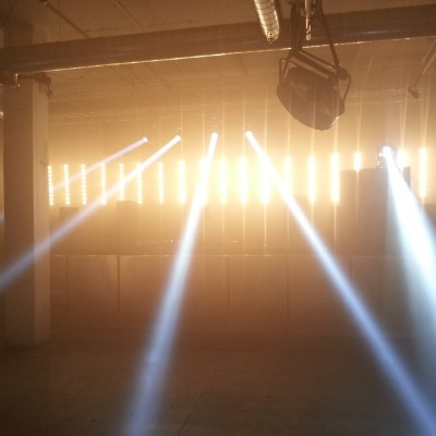 Sunstrips LED Pixeltrack And Beams