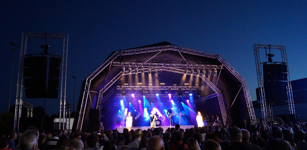 The Human League At Brentwood Festival 2015